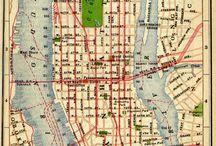 Maps / by Alcibiades Cortese