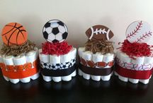 Football Baby Shower / by Becky King