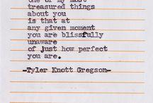well said / by Nicole Walsh