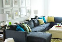 House - Den/Family Room / by Jessica