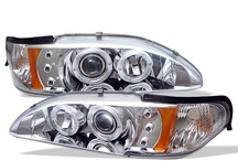 Automotive Headlighting / Factory fit replacement headlights, custom projector headlights, crystal clear headlights, turn signals and much more. / by X2 Industries