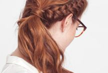 Pretty hair styles! / by Brittany Sanderson