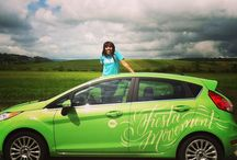 Ford Fiesta Movement / by Carhoots