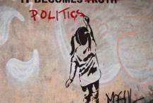 Political Insanity / by Taronna McKee