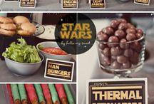 Star War Birthday / by Glory Designs