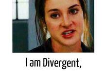 Divergent. / by Annaliese Bush