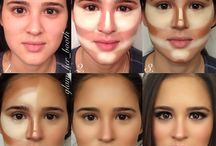 Make up  / by Tasha Faire