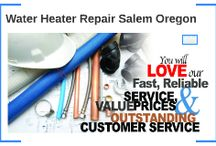 Water Heater Repair Salem Oregon / Salem Oregon's Expert Water Heater Repair Contractor - Fast, Reliable, Affordable service from the areas leading plumbing service company.  Hot water heater repair, installation, replacement, maintenance - gas, tankless and electric - Handling residential and commercial repairs and service in Salem Oregon. / by Phil Luther