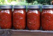 Homemade - Canning Tomato Products / by Chip Beatty