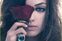 make-up / by Marina Lazarovska