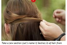 Hair/nails/make-up / by Kayla Goerbig