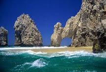Cabo, baby! / Things to do and places to go! / by Arielle Sadler