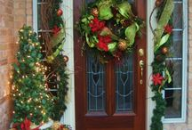 Holiday Decorations - Christmas / by Wendy Kastner