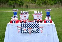 4th of July Party / by Alysia Hudson