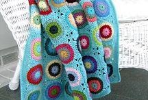 crochet afghans / by margie austin