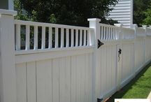 Traditional Privacy Fences / by Fence Workshop™