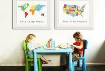 Maps... / by Nikki Park