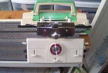 Vintage Juki Knitting Machine Manuals / by Vintage Knitting