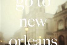 New Orleans Life / Columbia SPA NOLA stuff, KIPP stuff, East Stuff / by Erica Lucianna
