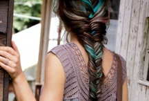 Hair / by Helena Perantonakis