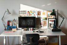 Home Office / by Sarah Mazza
