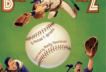Baseball Books for Kids / Young readers and athletes alike can keep their head in the game even off the field with baseball books. / by HarperCollins Children's
