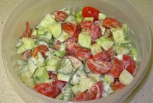Summer Recipes / Good foods for summer / by Fallon Mesaros