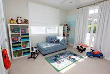 Kids playroom / by Holly Bridges