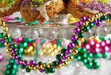 holidays marti gras / by Lisa Overton Robinson