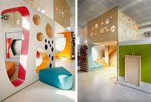 Arquitectura y diseño del nivel inicial / by Cintia Schkulnik