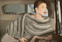 Yesterday's fashion / by Doris Valdespino