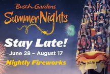 2014 Events / 2014 Events at Busch Gardens Tampa / by Busch Gardens Tampa