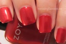 Zoya Nail Polish / http://www.midnightmanicures.com/. / by Midnight Manicures