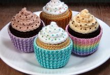 crochet food / There are so many delicious looking crocheted food. / by Robin LaLone