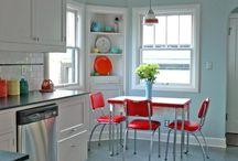 Kitchen style / by Heather Brazzoni