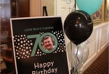 70th birthdays coming up / by Eli Pavelski