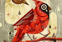 Mexican Illustration / by LA Designs