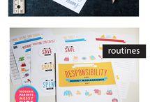Homeschool / Ideas for Homeschooling!  / by Sarah Stockdale