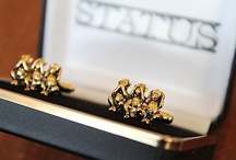 Men's Cuff Links / by Old World Limited
