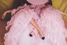 For the love of pink / by Laura McHattie