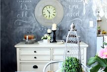 Living Spaces: Dining Room / by HilLesha O'Nan