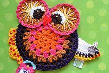 Crochet animals / by Ciska De Jong