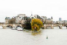 oh, champs élysées  / a board parisian  / by Emily Jakubisin