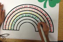 St. Patrick's Day / by Amanda Tervoort (First Grade Garden)