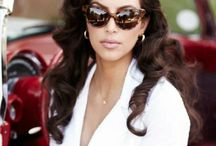 Kim Kardashian / by Georgina McCarthy