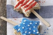 Parade food for the 4th / by Victoria Roberson