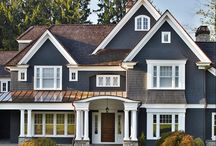 Exterior Colors / by Emily Berg