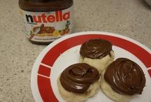 Favorite Foods / by Denielle Jackson-Vazquez