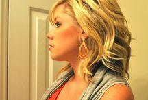 Hair Ideas / by Katherine Linné