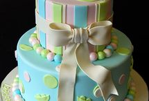 Baby shower--ideas of what i'd like / by Brittany Folsom